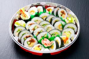巻き寿司オードブル
